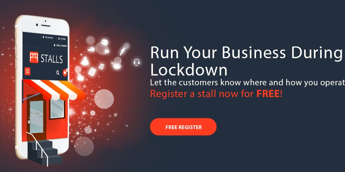 run your business during lockdown