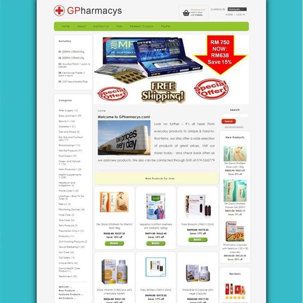 GPharmacys