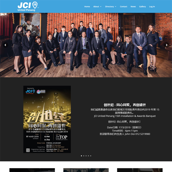 JCI united penang