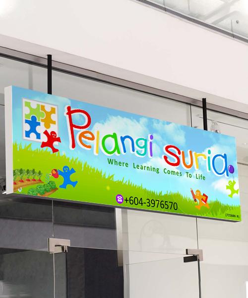 pelangi-signboard