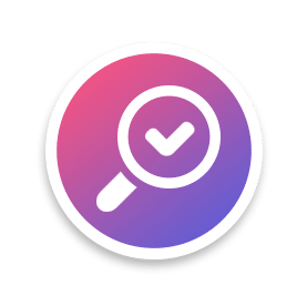search magnificant icon